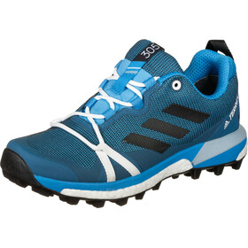 adidas TERREX Skychaser LT Gore-Tex Hiking Shoes Women shock cyan